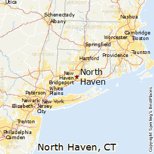 North_Haven,Connecticut Map
