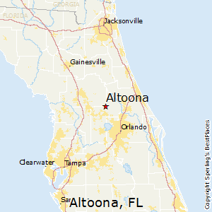 Best Places to Live in Altoona, Florida