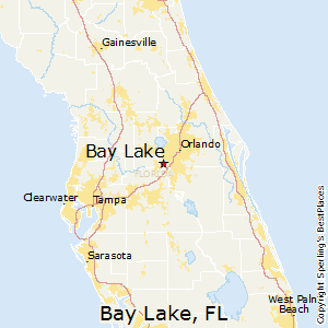 Best Places to Live in Bay Lake Florida