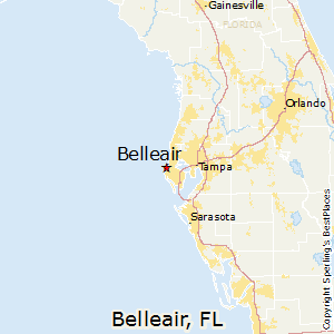 Best Places To Live In Belleair Florida