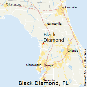 Black_Diamond,Florida Map