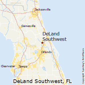 Sw Florida Zip Code Map.Best Places To Live In Deland Southwest Florida