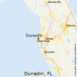 Best Places to Live in Dunedin, Florida