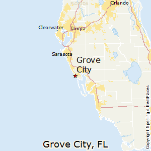 Grove_City,Florida Map