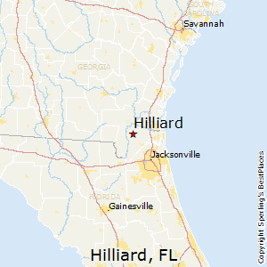 Florida Map Images.Best Places To Live In Hilliard Florida