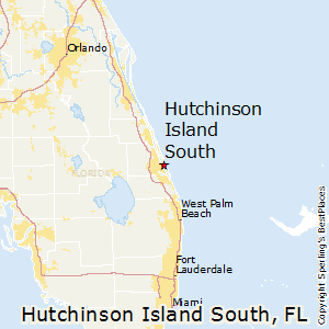Hutchinson Island Florida Map Best Places to Live in Hutchinson Island South, Florida