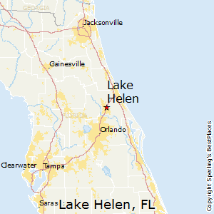 Best Places To Live In Lake Helen Florida