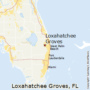 florida map loxahatchee