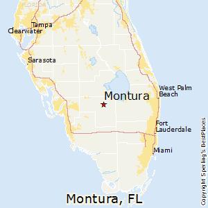 Comparison Okeechobee Florida Montura Florida