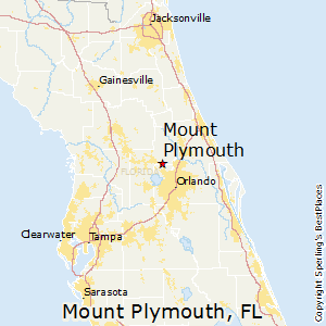 Mount_Plymouth,Florida Map