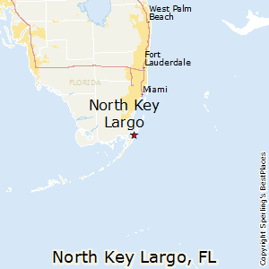 Largo Florida Map.Best Places To Live In North Key Largo Florida