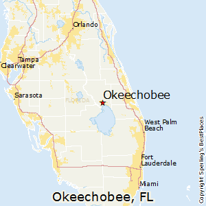 Best Places To Live In Okeechobee Florida
