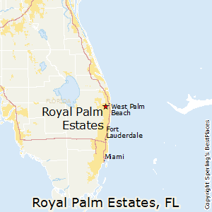 Best Places To Live In Royal Palm Estates Florida