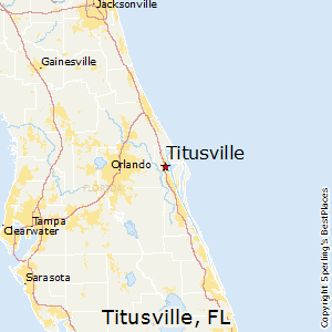 Best Places To Live In Titusville Florida