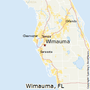 Tampa Bay Florida Map.Best Places To Live In Wimauma Florida