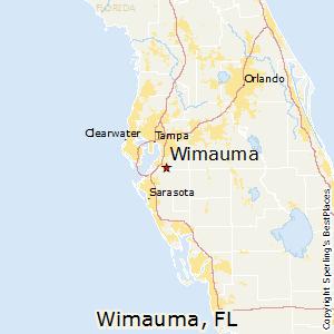 Wimauma fl zip code