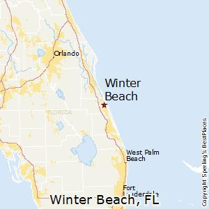 Zip Codes In Winter Beach Florida