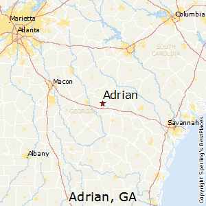 Best Places to Live in Adrian, Georgia