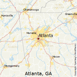 Atlanta, Georgia Health