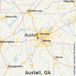 Austell Georgia Economy