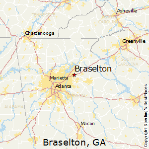 Best Places to Live in Braselton, Georgia