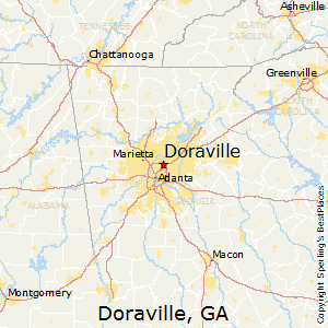 Doraville Ga Us Map Best Places to Live in Doraville, Georgia