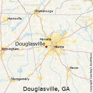 Douglasville, Georgia People
