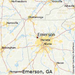 Best Places to Live in Emerson, Georgia