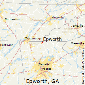 Best Places to Live in Epworth Georgia
