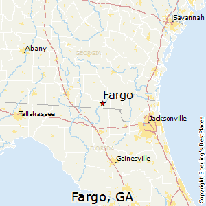 Best Places to Live in Fargo Georgia