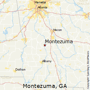 Montezuma Georgia People