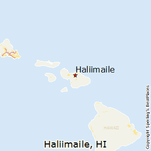 Haliimaile,Hawaii Map