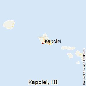 Kapolei, Hawaii Climate