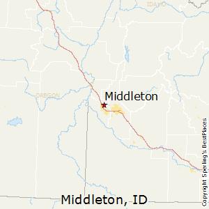 Comparison Star Idaho Middleton Idaho