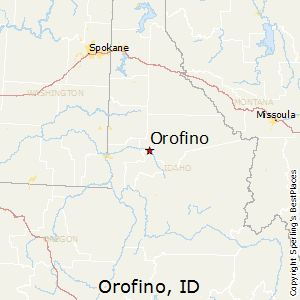 Best Places to Live in Orofino, Idaho