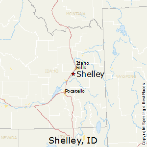 Best Places To Live In Shelley Idaho