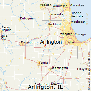 Best Places To Live In Arlington Illinois
