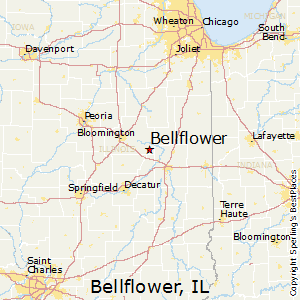 Best Places To Live In Bellflower Illinois