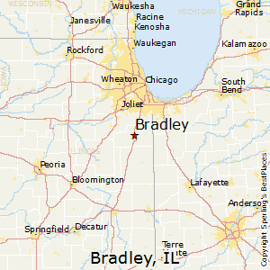 Best Places To Live In Bradley Illinois