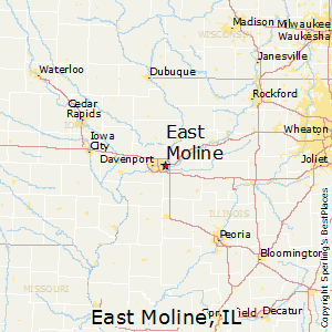 Best Places To Live In East Moline Illinois