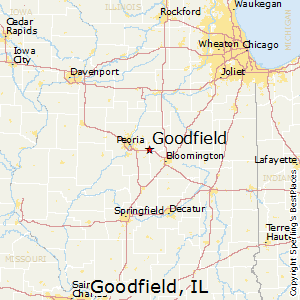 Comparison Pontiac Illinois Goodfield Illinois