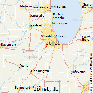 Best Places to Live in Joliet Illinois