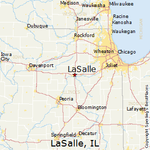 Comparison: LaSalle, Illinois   Savannah, Georgia