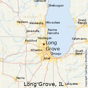 Long_Grove,Illinois Map