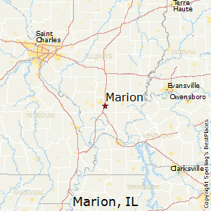 Best Places to Live in Marion, Illinois on map of marion ohio, mapquest marion il, marion city il, map of marion indiana, map of central falls ri,