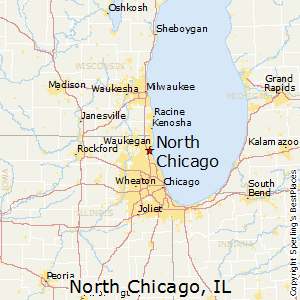 O Block Chicago Map.North Chicago Illinois Cost Of Living