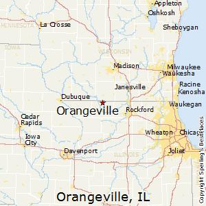 Best Places to Live in Orangeville Illinois