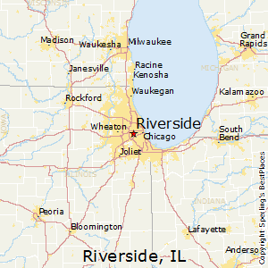 Best Places To Live In Riverside Illinois