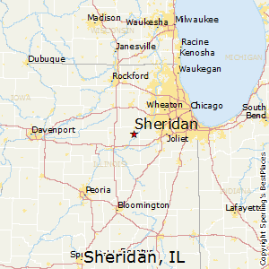 Best Places to Live in Sheridan, Illinois