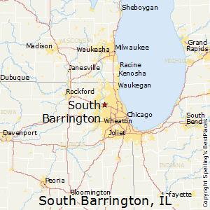Schaumburg Illinois Map.Comparison South Barrington Illinois Schaumburg Illinois